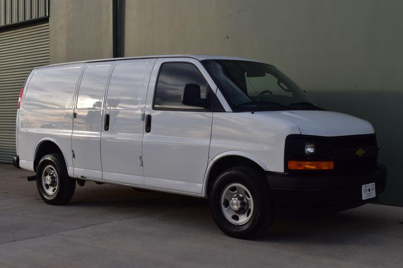 2017 Chevrolet Express Cargo Van    Arlington, TX   Lone Star Auto Brokers, LLC