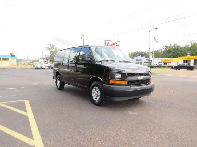 2017 Chevrolet Express Cargo Van Batesville, Mississippi 2