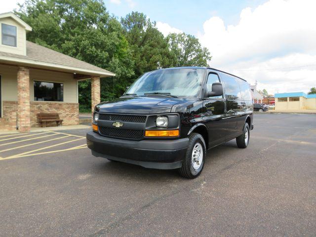 2017 Chevrolet Express Cargo Van Batesville, Mississippi 3