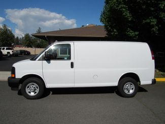 2017 Chevrolet Express Cargo Van Bend, Oregon 1