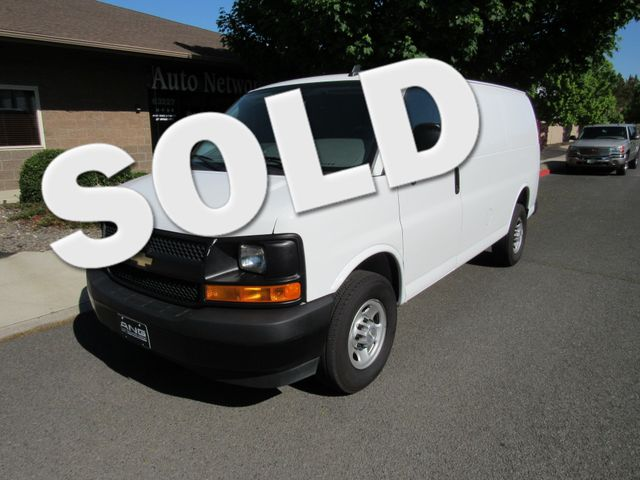 2017 Chevrolet Express Cargo Van Bend, Oregon