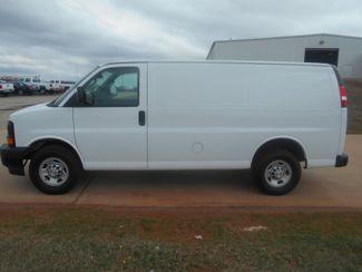2017 Chevrolet Express Cargo Van Blanchard, Oklahoma