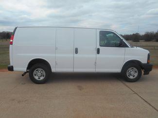 2017 Chevrolet Express Cargo Van Blanchard, Oklahoma 2
