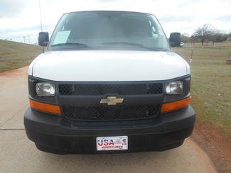 2017 Chevrolet Express Cargo Van Blanchard, Oklahoma 3
