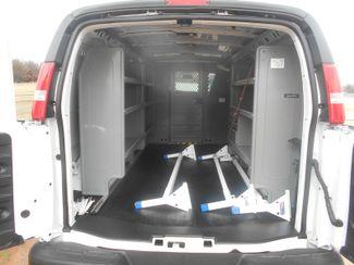 2017 Chevrolet Express Cargo Van Blanchard, Oklahoma 4