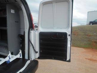 2017 Chevrolet Express Cargo Van Blanchard, Oklahoma 8