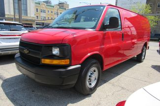 2017 Chevrolet Express Cargo Van Chicago, Illinois 1