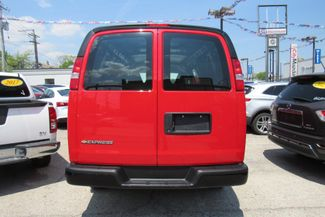 2017 Chevrolet Express Cargo Van Chicago, Illinois 3