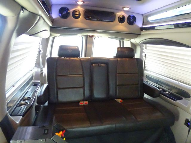 2017 Chevrolet Express Handicap Conversion Limited Explorer SE Braun AbilityPower in Corpus Christi, TX 78412