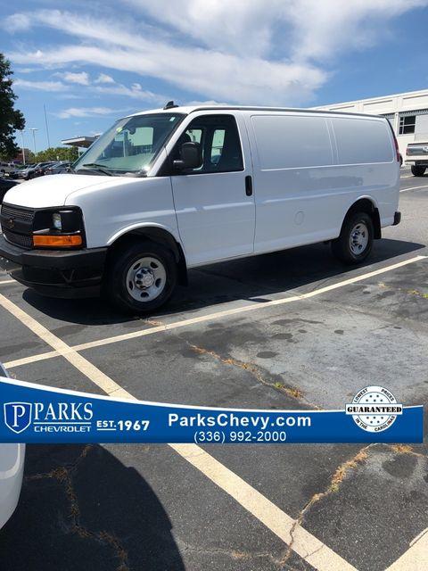 2017 Chevrolet Express Cargo Van Work Van