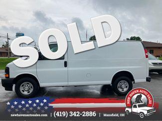 2017 Chevrolet Express Cargo Van in Ontario, OH 44903