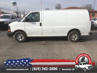 2017 Chevrolet Express Cargo 2500 in Mansfield, OH 44903