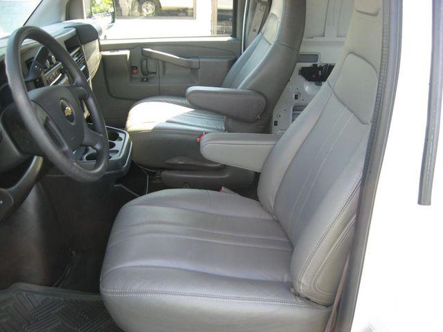 2017 Chevrolet Express Cargo Van G2500 Richmond, Virginia 11