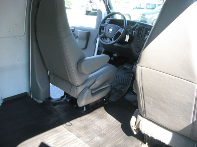 2017 Chevrolet Express Cargo Van G2500 Richmond, Virginia 15