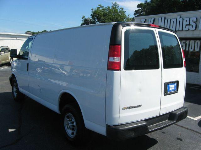 2017 Chevrolet Express Cargo Van G2500 Richmond, Virginia 7