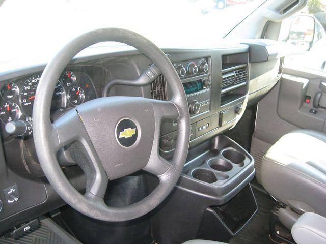 2017 Chevrolet Express Cargo Van G2500 Richmond, Virginia 8