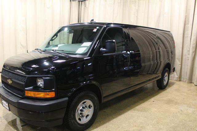 2017 Chevrolet Express Cargo Van G3500 in Roscoe, IL 61073