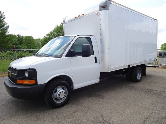 2017 Chevrolet Express Commercial Cutaway Work Van Madison, NC 6
