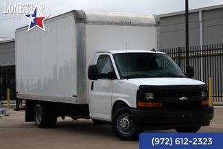 2017 Chevrolet 3500 Knapheide Box truck in Plano, Texas 75093