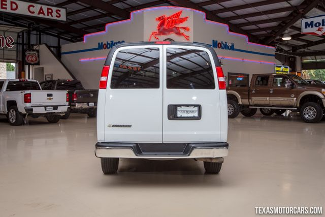 2017 Chevrolet Express Passenger LT in Addison Texas, 75001