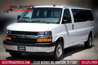 2017 Chevrolet Express Passenger LT in Addison, TX 75001