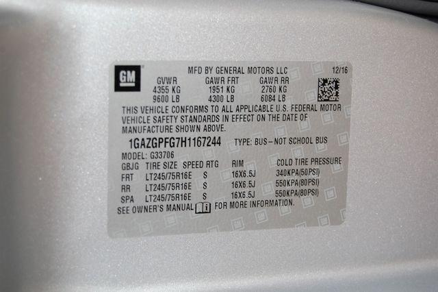 2017 Chevrolet 9 Pass. TV / DVD Charlotte, North Carolina 33