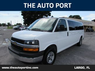 2017 Chevrolet Express Passenger LT in Clearwater Florida, 33773