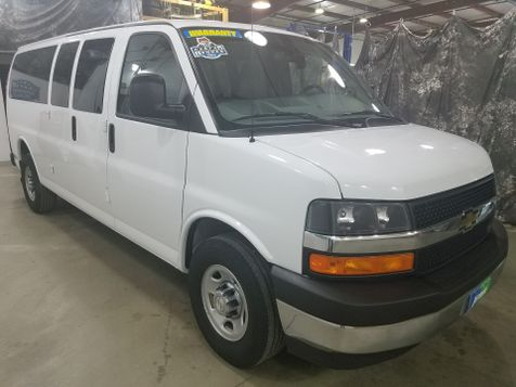 2017 Chevrolet Express Passenger LT in Dickinson, ND