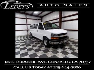 2017 Chevrolet Express Passenger in Gonzales Louisiana