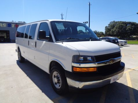 2017 Chevrolet Express Passenger LT in Houston