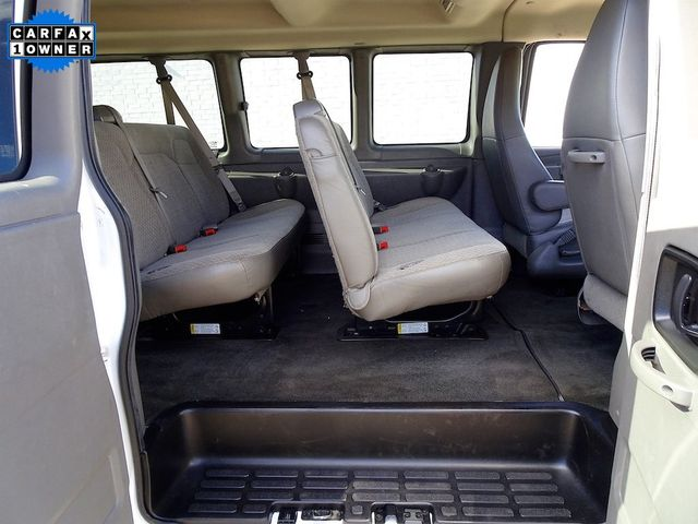 2017 Chevrolet Express Passenger LT Madison, NC 30