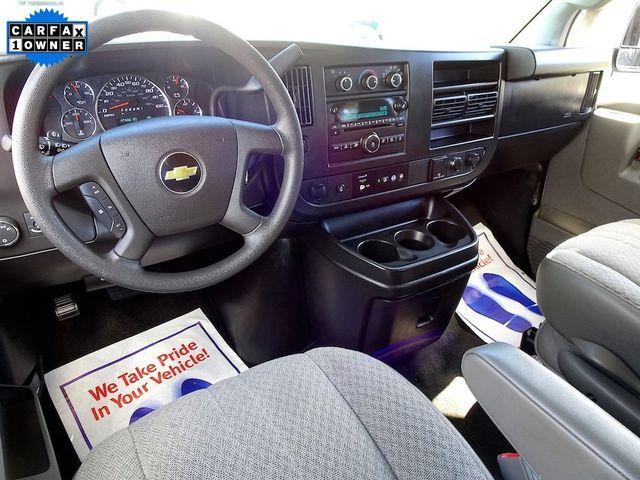 2017 Chevrolet Express Passenger LT Madison, NC 34