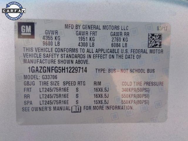 2017 Chevrolet Express Passenger LS Madison, NC 10