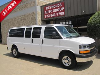 2017 Chevrolet Express LT 15 Passenger Seating, 1 Owner, Super Clean Won't last in Plano, Texas 75074