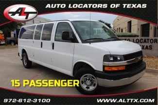 2017 Chevrolet Express Passenger LT in Plano, TX 75093