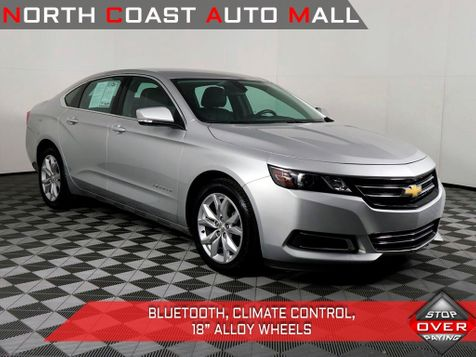 2017 Chevrolet Impala LT in Cleveland, Ohio