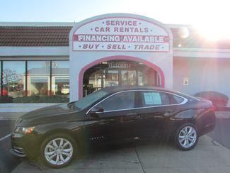 2017 Chevrolet Impala LT in Fremont OH, 43420
