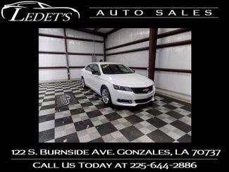 2017 Chevrolet Impala LS - Ledet's Auto Sales Gonzales_state_zip in Gonzales
