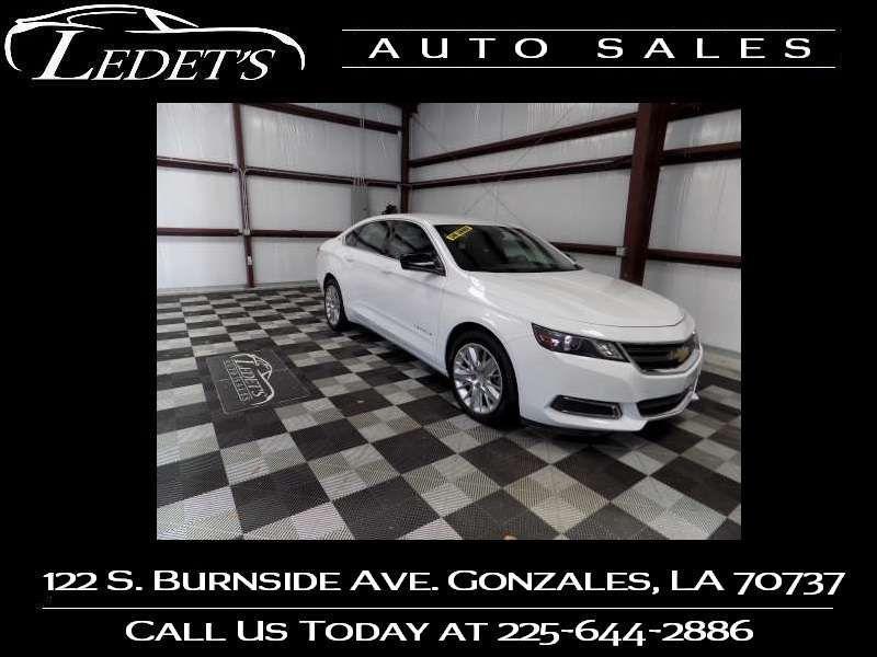 2017 Chevrolet Impala LS - Ledet's Auto Sales Gonzales_state_zip in Gonzales Louisiana
