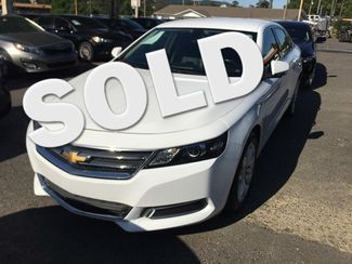 2017 Chevrolet Impala LT - John Gibson Auto Sales Hot Springs in Hot Springs Arkansas