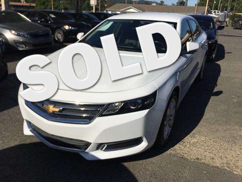 2017 Chevrolet Impala LT - John Gibson Auto Sales Hot Springs in Hot Springs Arkansas