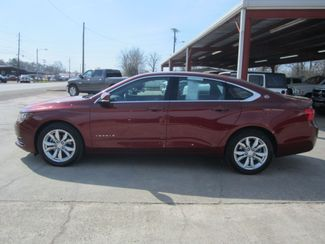 2017 Chevrolet Impala LT Houston, Mississippi 2