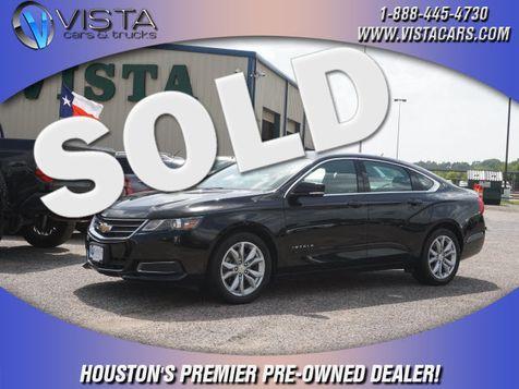 2017 Chevrolet Impala LT in Houston, Texas