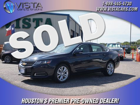 2017 Chevrolet Impala LT in Houston, Texas