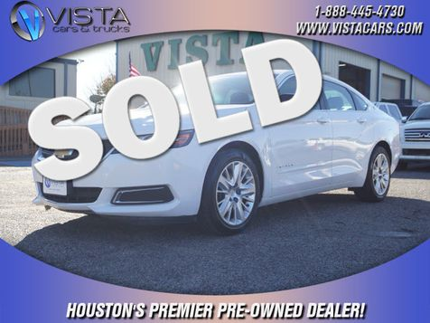 2017 Chevrolet Impala LS in Houston, Texas