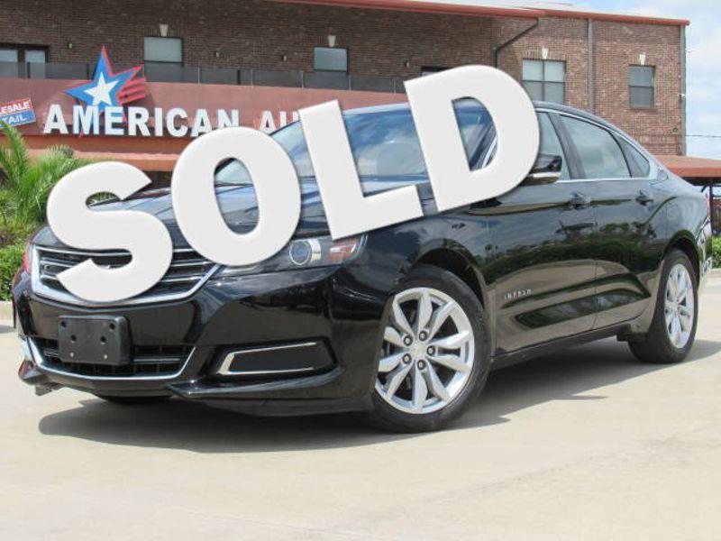 2017 Chevrolet Impala LT | Houston, TX | American Auto Centers in Houston TX