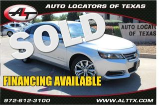 2017 Chevrolet Impala LT   Plano, TX   Consign My Vehicle in  TX