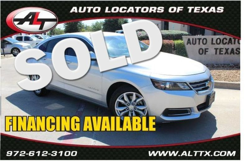 2017 Chevrolet Impala LT | Plano, TX | Consign My Vehicle in Plano TX