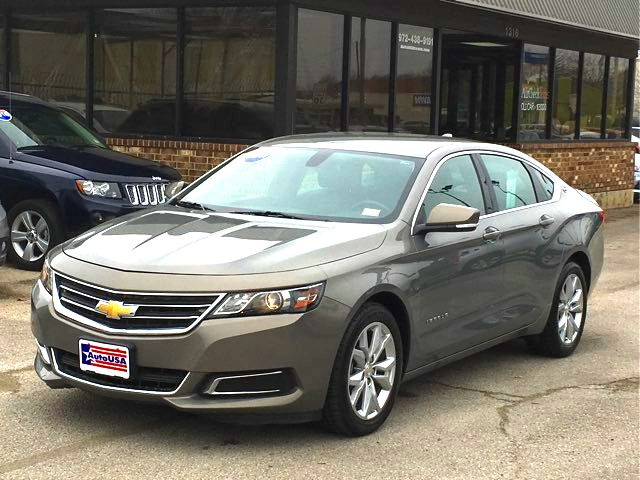 2017 Chevrolet Impala Sandstone LT Leather | Irving, Texas | Auto USA in Irving Texas