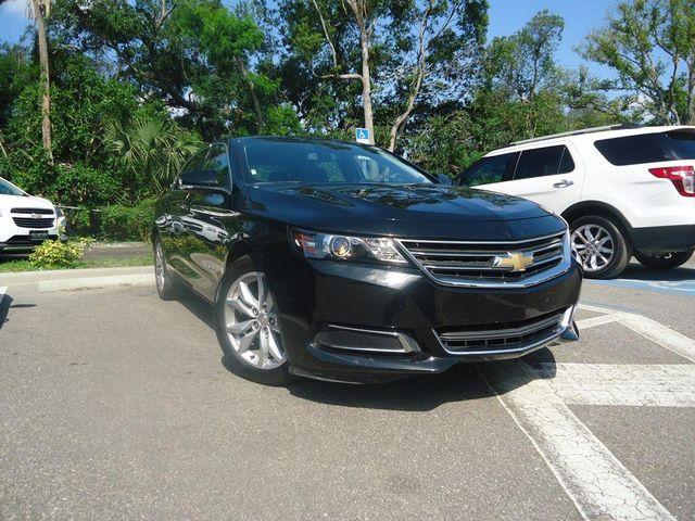 2017 Chevrolet Impala LT V6 SEFFNER, Florida 7